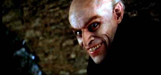 Willem Dafoe is all jokes in SHADOW OF THE VAMPIRE