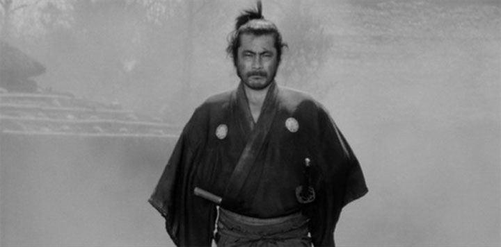 Don't mess with Toshiro Mifune's star, or he'll go samurai on you