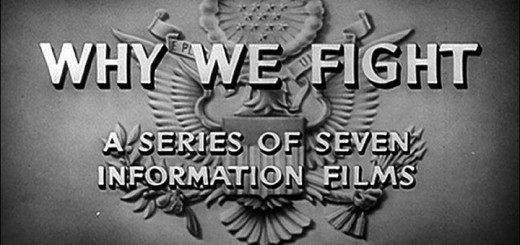 The title card of Capra's famous WWII documentary series.