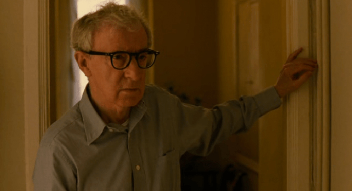 Are you still on the Woody Allen train?