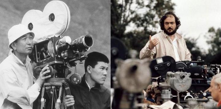 Akira Kurosawa Stanley Kubrick