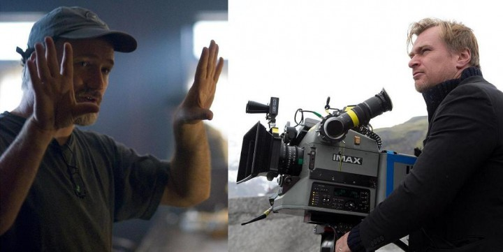 David Fincher Christopher Nolan