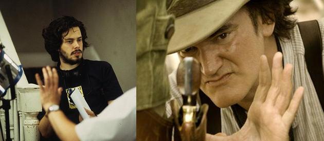 Edgar Wright Quentin Tarantino