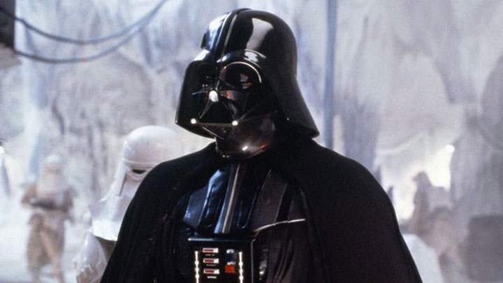 """I am your father - Black-head."""
