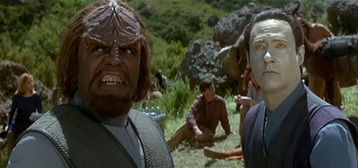 worf and data