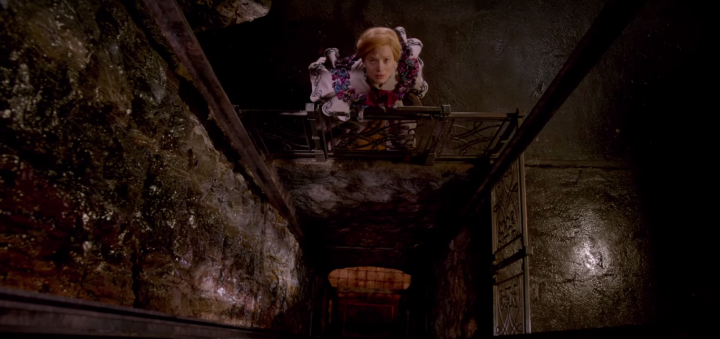 Wasikowska as Edith Cushing in CRIMSON PEAK