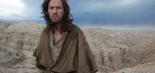 Ewan McGregor as Jesus in LAST DAYS IN THE DESERT