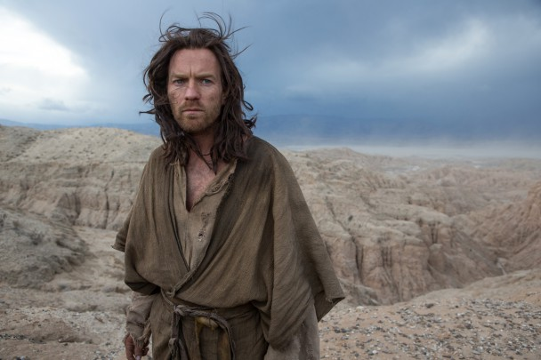 Ewan McGregor as Jesus in LAST DAYS IN THE DESERT