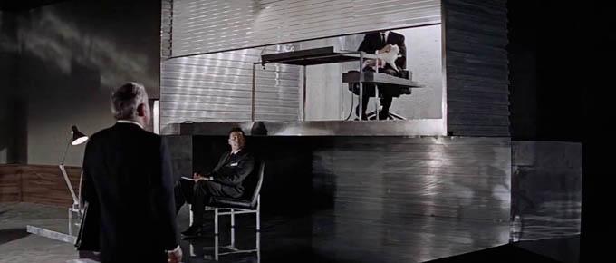 Blofeld in THUNDERBALL