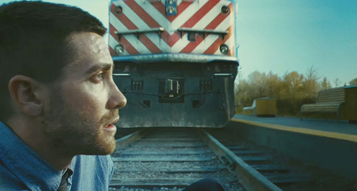Mute: 100% less Jake Gyllenhaal being run over by trains. Presumably.