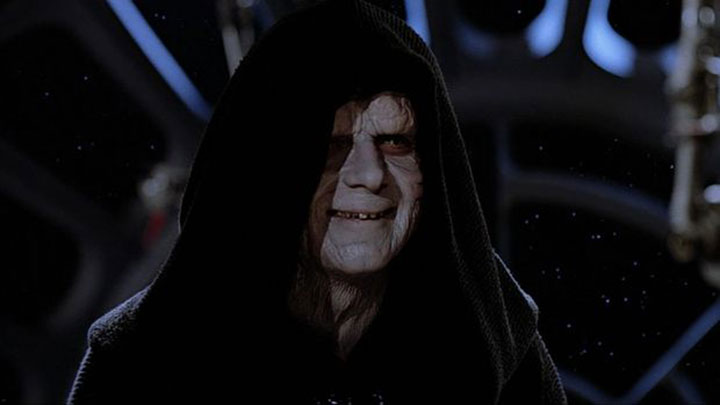 """""""Come to the dark side! Buy tickets early! You will unlock great power!"""""""