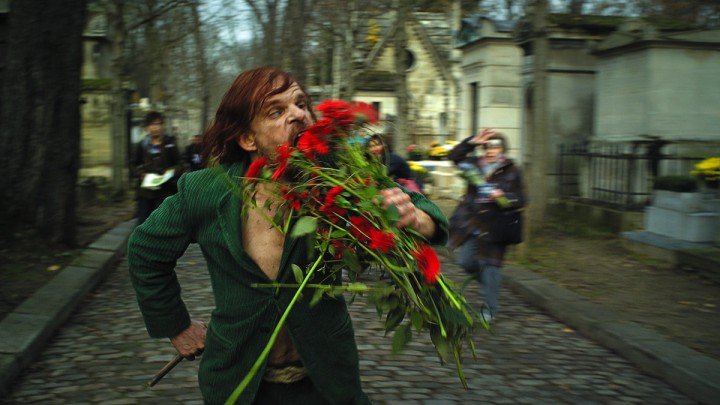 HOLY MOTORS is Alex's #1