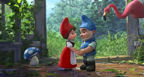 A scene from GNOMEO & JULIET
