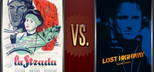 La Strada vs. Lost Highway   Flickchart
