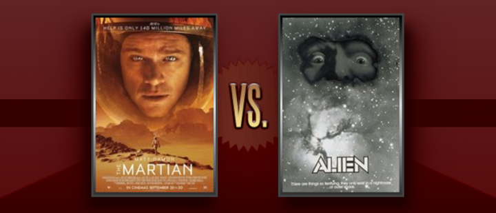 martian vs alien