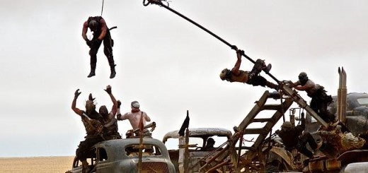 Stuntwork in MAD MAX: FURY ROAD