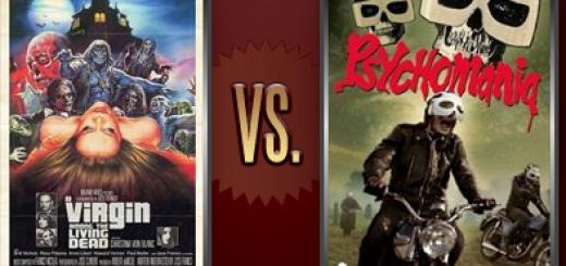 A Virgin Among the Living Dead vs. Psychomania   Flickchart