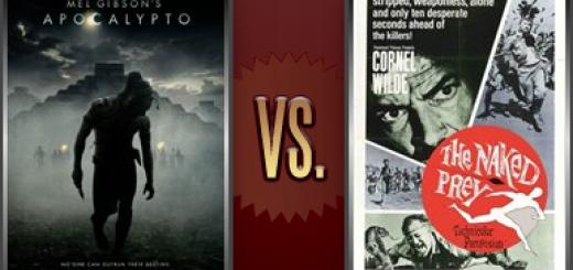 Apocalypto vs. The Naked Prey   Flickchart