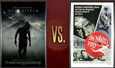 Apocalypto vs. The Naked Prey Flickchart