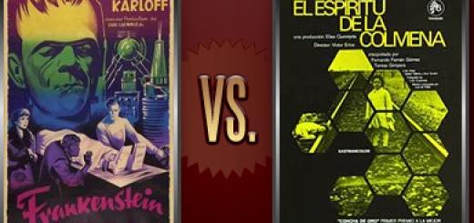 Frankenstein vs. The Spirit of the Beehive   Flickchart