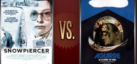 Snowpiercer vs. Aguirre  The Wrath of God   Flickchart