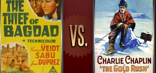 The Thief of Bagdad vs. The Gold Rush   Flickchart
