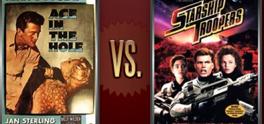 Ace in the Hole vs. Starship Troopers   Flickchart