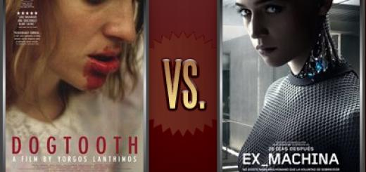 Dogtooth vs. Ex Machina   Flickchart