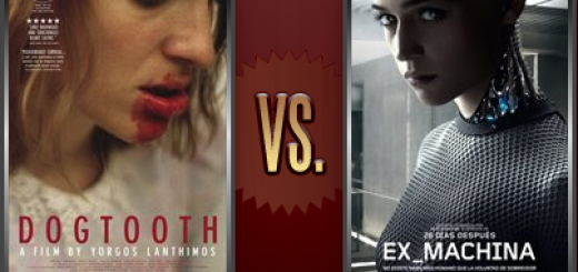 Dogtooth vs. Ex Machina   Flickchart