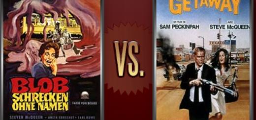 The Blob vs. The Getaway   Flickchart