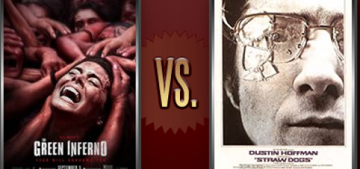 The Green Inferno vs. Straw Dogs   Flickchart