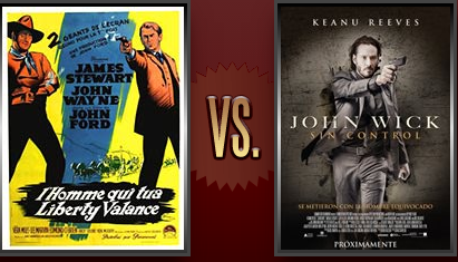 The Man Who Shot Liberty Valance vs. John Wick Flickchart
