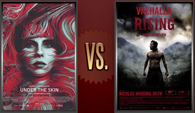 Under the Skin vs. Valhalla Rising Flickchart