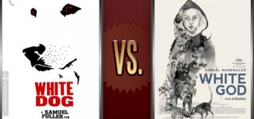 White Dog vs. White God   Flickchart