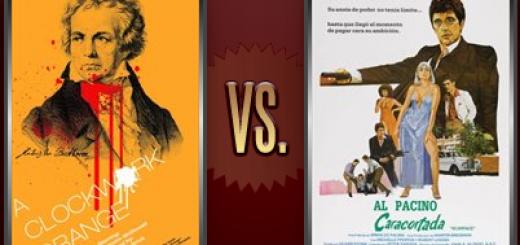 A Clockwork Orange vs. Scarface   Flickchart