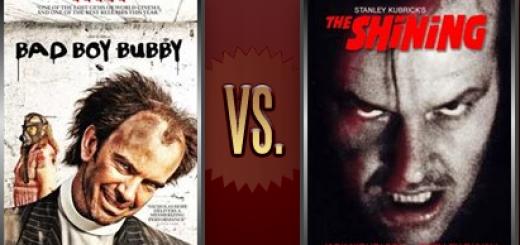 Bad Boy Bubby vs. The Shining   Flickchart