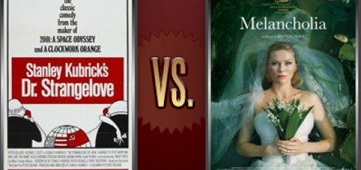 Dr. Strangelove or  How I Learned to Stop Worrying and Love the Bomb vs. Melancholia   Flickchart