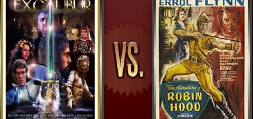 Excalibur vs. The Adventures of Robin Hood   Flickchart