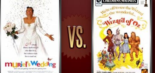 Muriel s Wedding vs. The Wizard of Oz   Flickchart