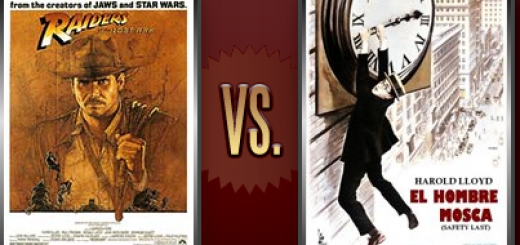 Raiders of the Lost Ark vs. Safety Last    Flickchart