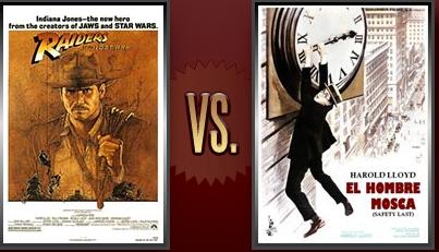 Raiders of the Lost Ark vs. Safety Last Flickchart