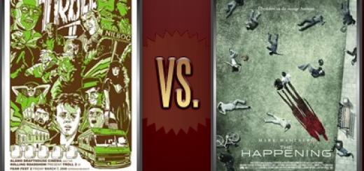 Troll 2 vs. The Happening   Flickchart