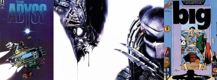 Abyss Alliens vs Predator Big