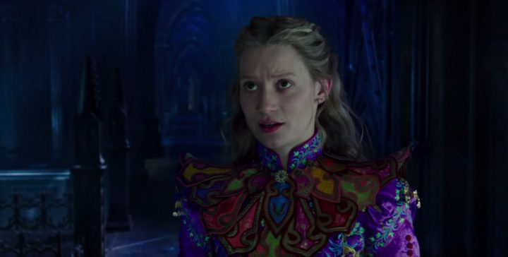 Mia Wasikowska as Alice Kingsleigh