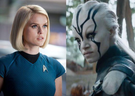 Alice Eve Star Trek
