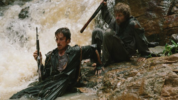 Rescue Dawn Christian Bale Steve Zahn
