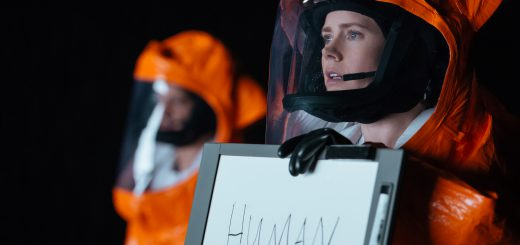 Amy Adams stars in ARRIVAL by Denis Villeneuve