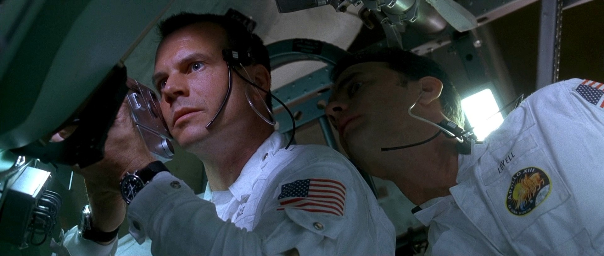 in memoriam the top films starring bill paxton  in ron howard s true life take on the disaster aboard moon shuttle mission apollo 13 and the subsequent effort to bring three astronauts safely home