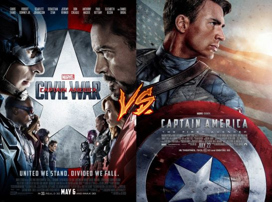 captain america first avenger setting