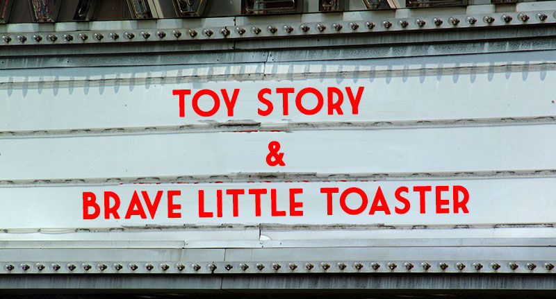 the toy story and brave little toaster shared cinematic universe